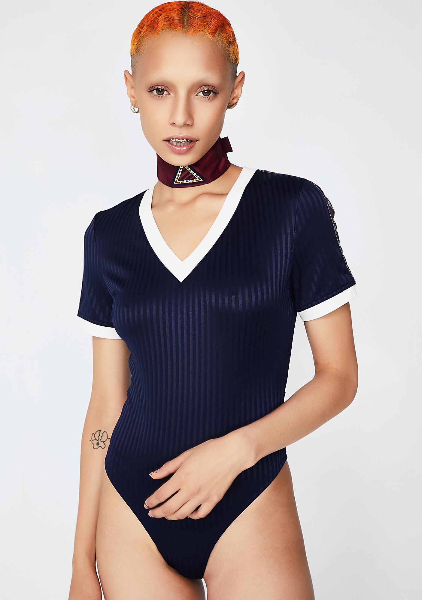PUMA FENTY PUMA By Rihanna V-Neck Jersey Bodysuit