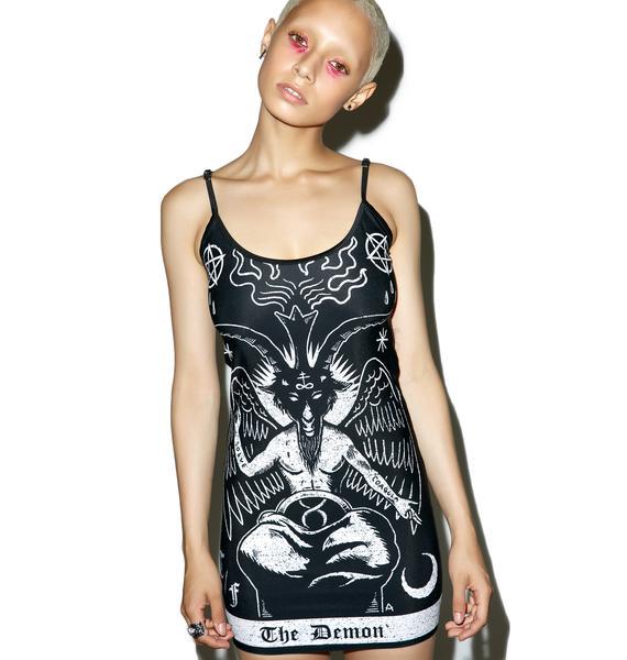 Ruined Bodycon Dress