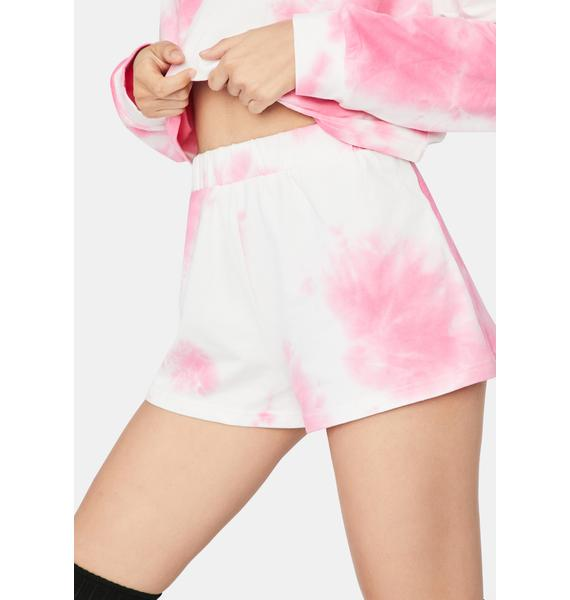 Candy Keep Your Cool Lounge Shorts