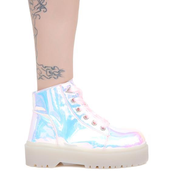 Y.R.U. Slayr Atlantis Boots