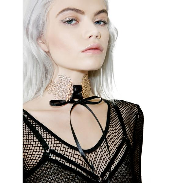 Her Majesty Ornate Choker
