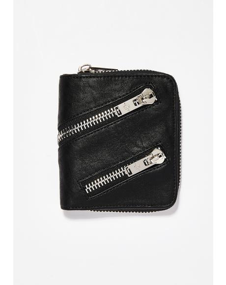 Just Zip It Wallet