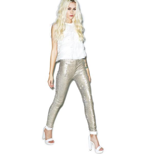 Lita Sequin Leggings