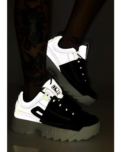 Disruptor 2 Premium Phase Shift Split Sneakers