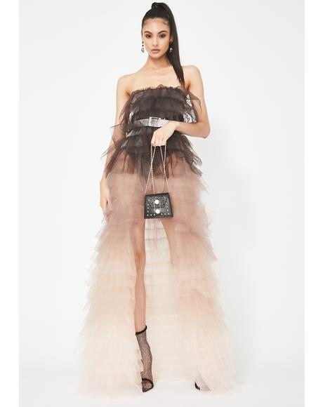 Naturally Pretty Pedigree Tulle Dress