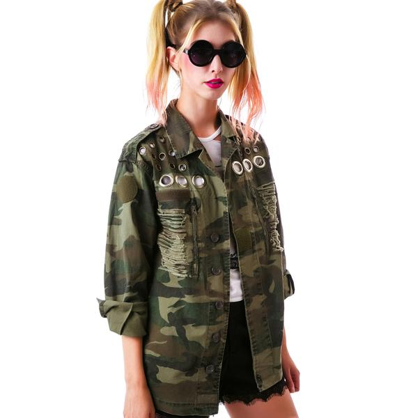 Call of Duty Camo Jacket