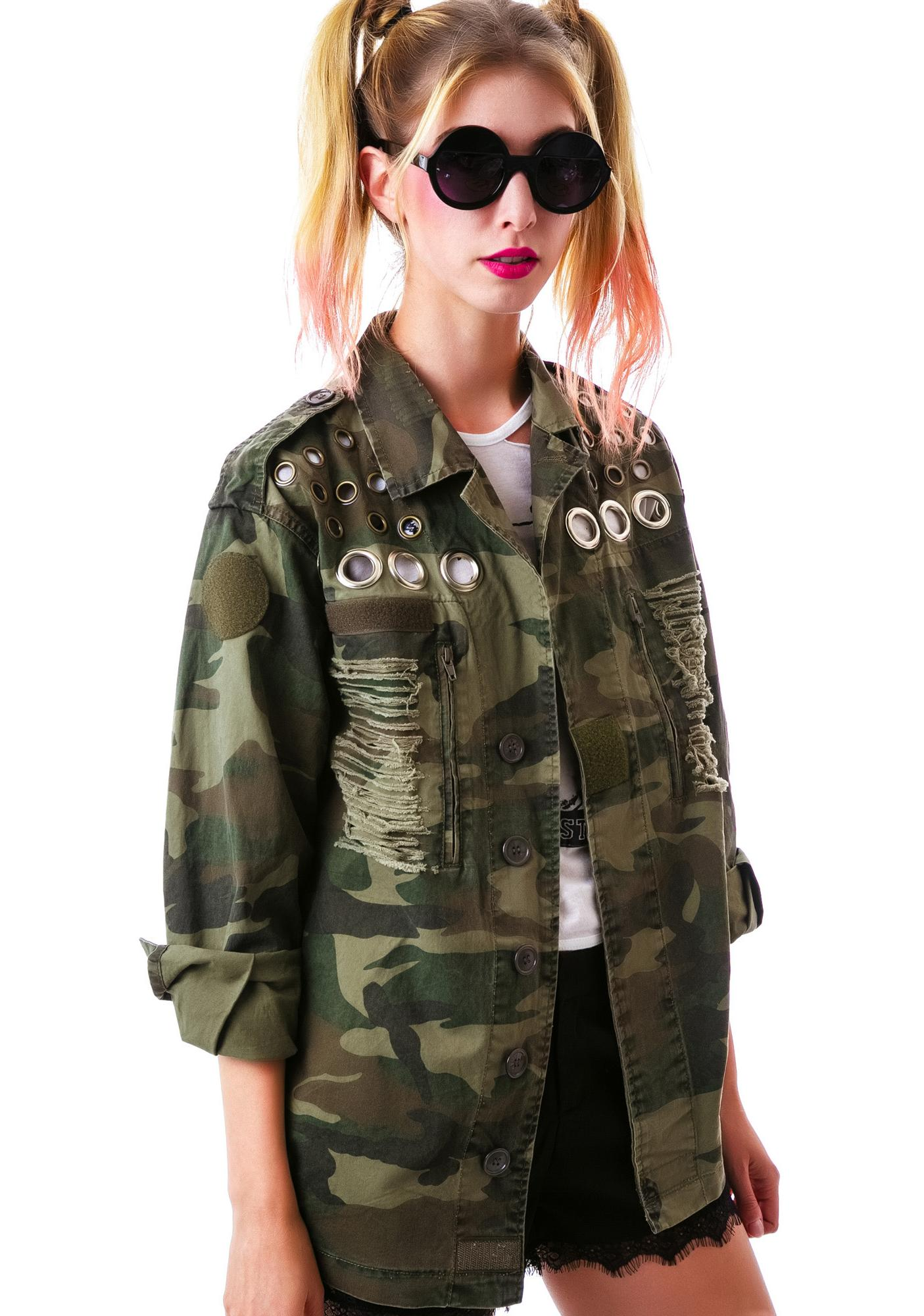 Call of Duty Camo Jacket
