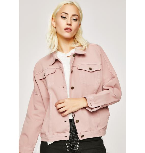 Oh Baby Denim Jacket