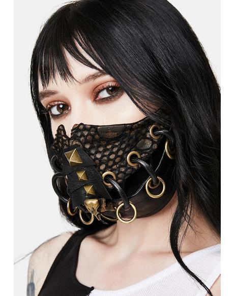 O-Ring Face Mask