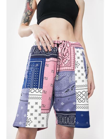 Carnitas Drawstring Shorts