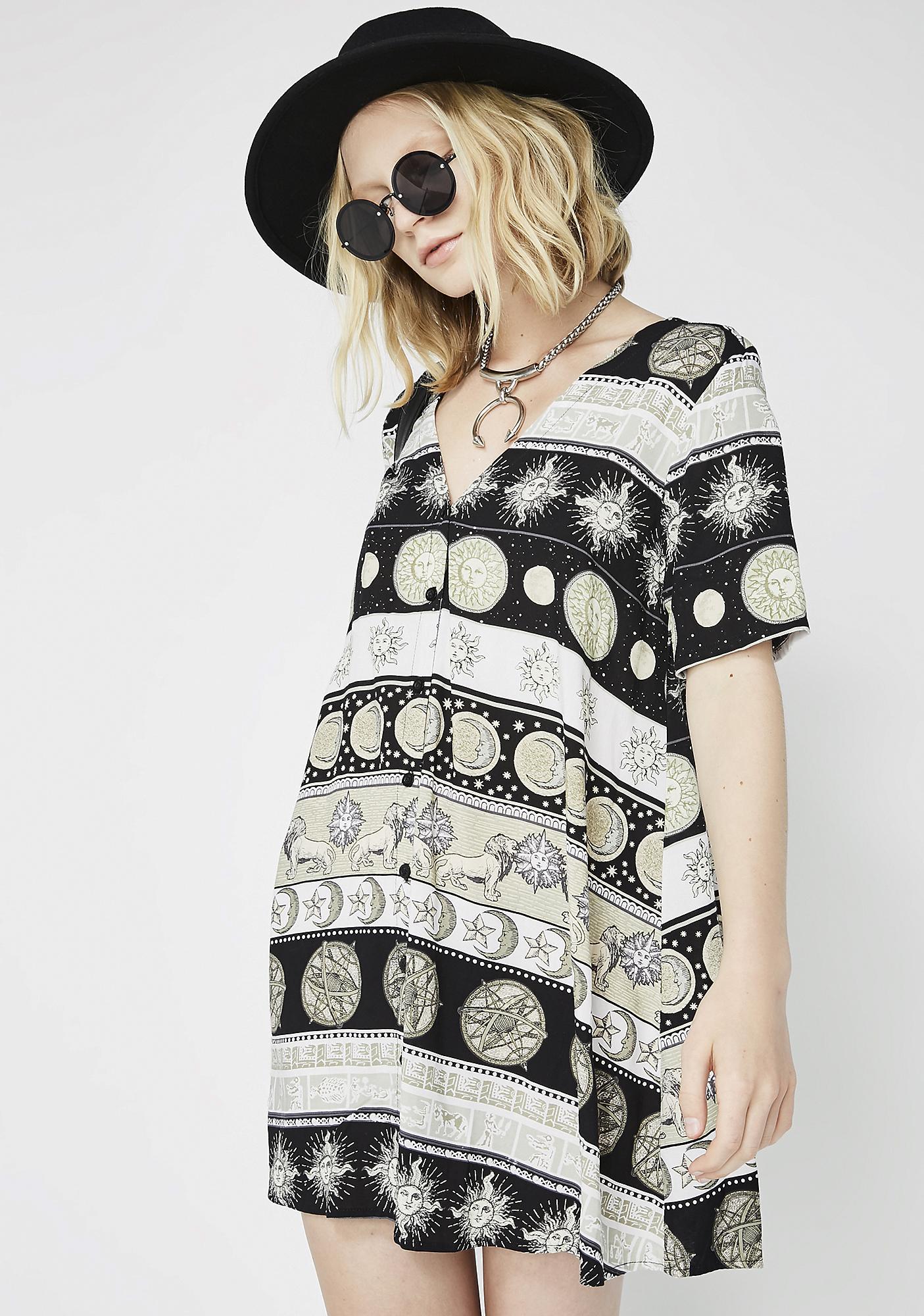 Motel Eclipse Sasena Dress