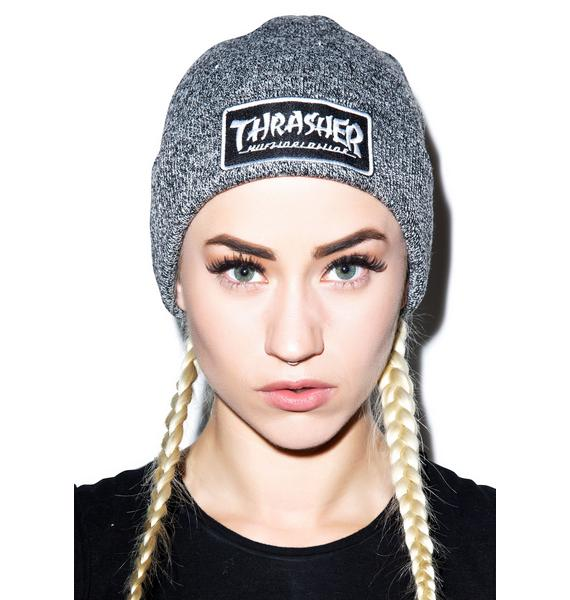 HUF HUF X Thrasher Mixed Yarn Beanie