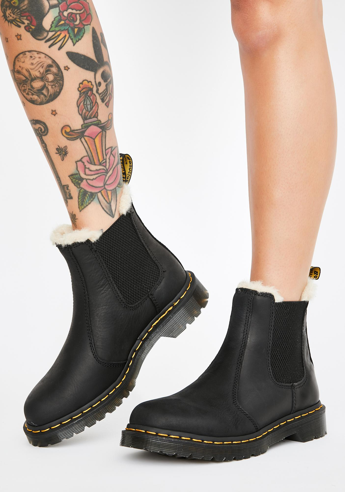 Fur Lined 2976 Leonore Wyoming Boots
