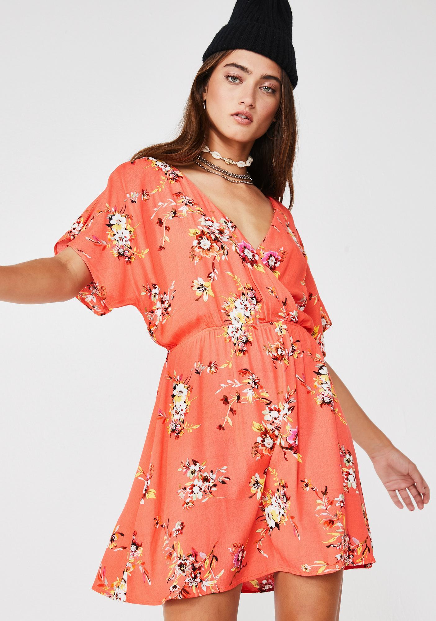 Obey Pinot Dress