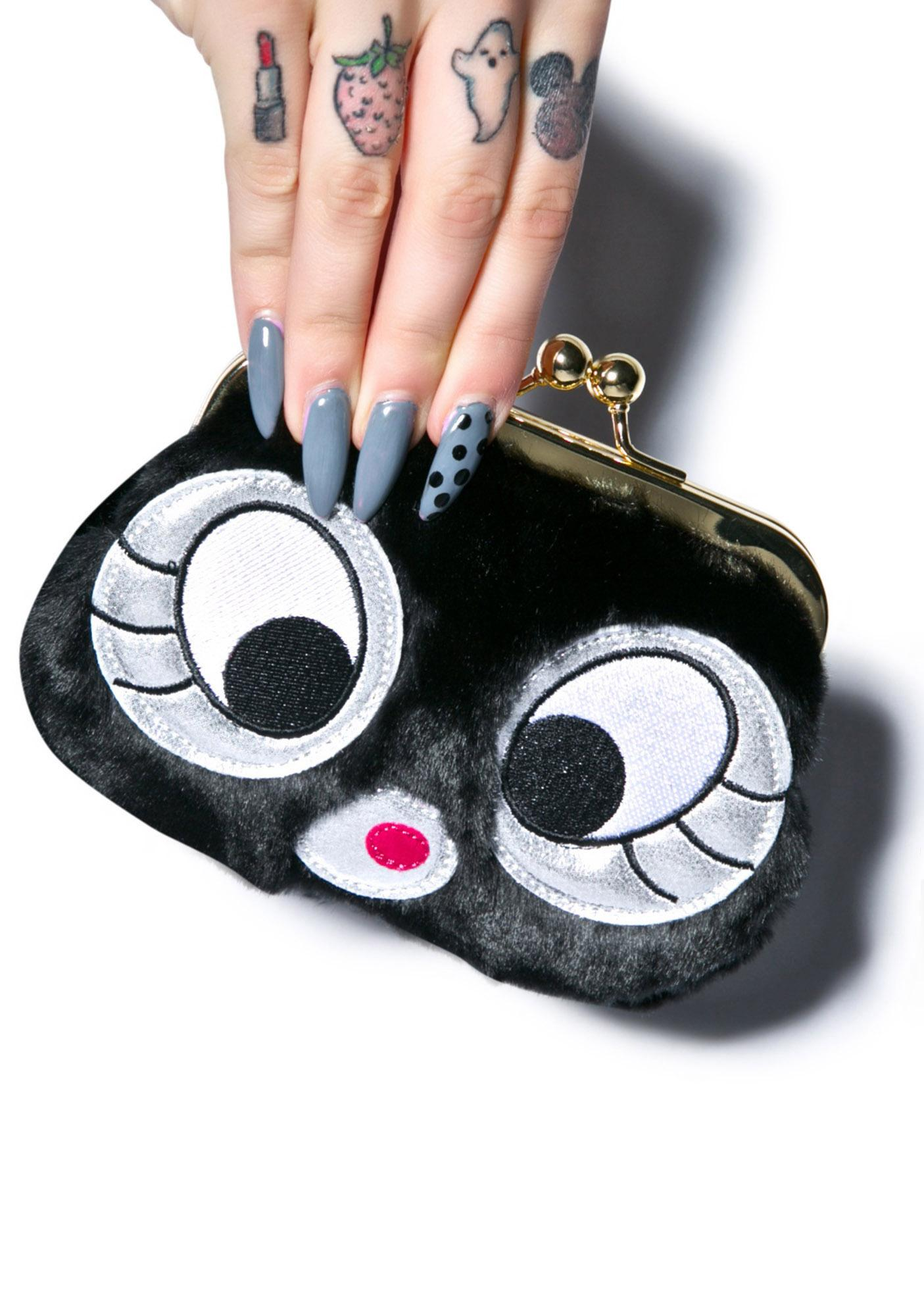 Irregular Choice Mini Bamboo Purse