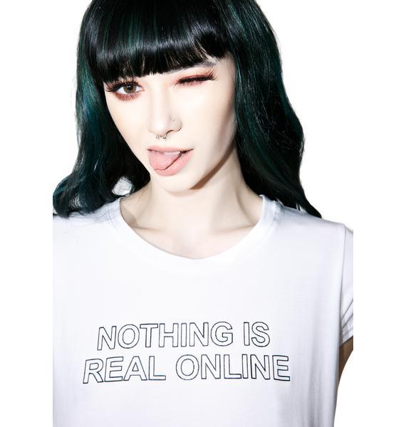 Brashy Online Tee