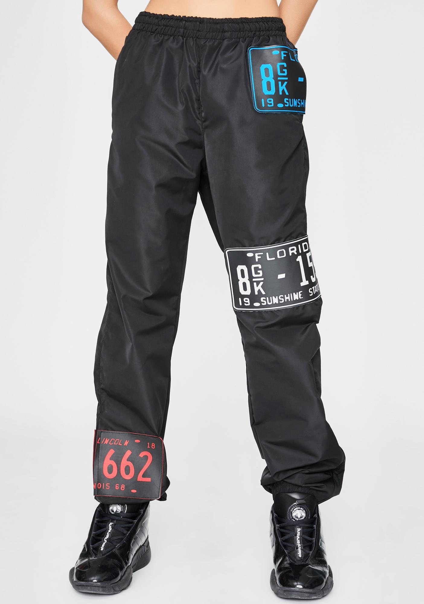 Kiki Riki Licensed Trouble Jogger Sweatpants