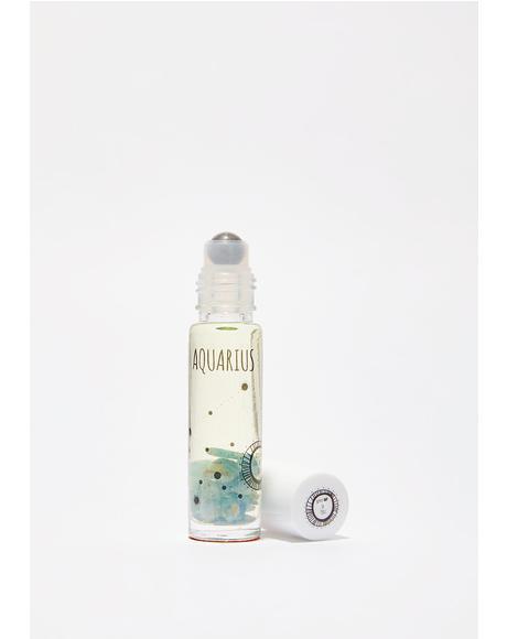 Aquarius Oil Perfume Roller