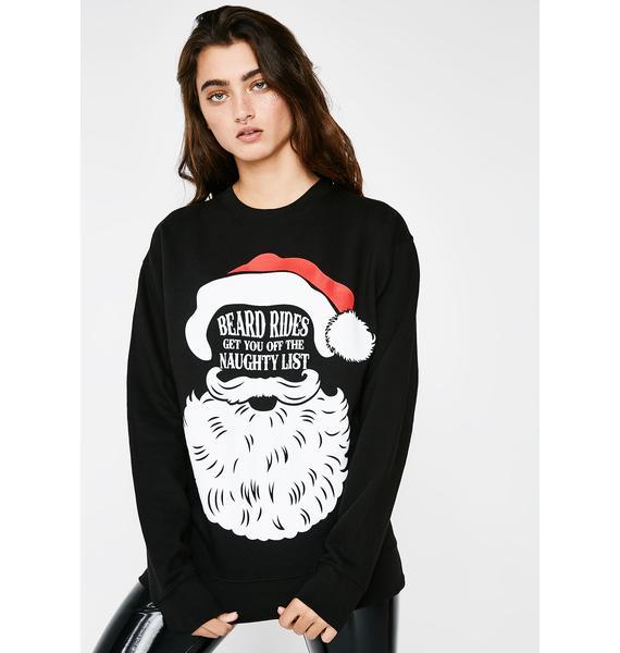 Beard Ride Sweater