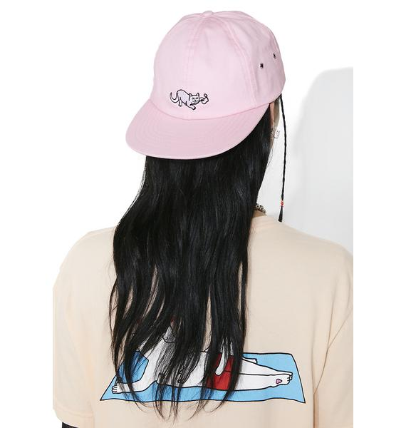 RIPNDIP Nermal Strings Six Panel Hat
