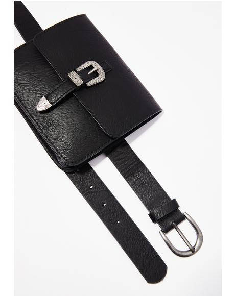 Beverly Badlands Belt Bag