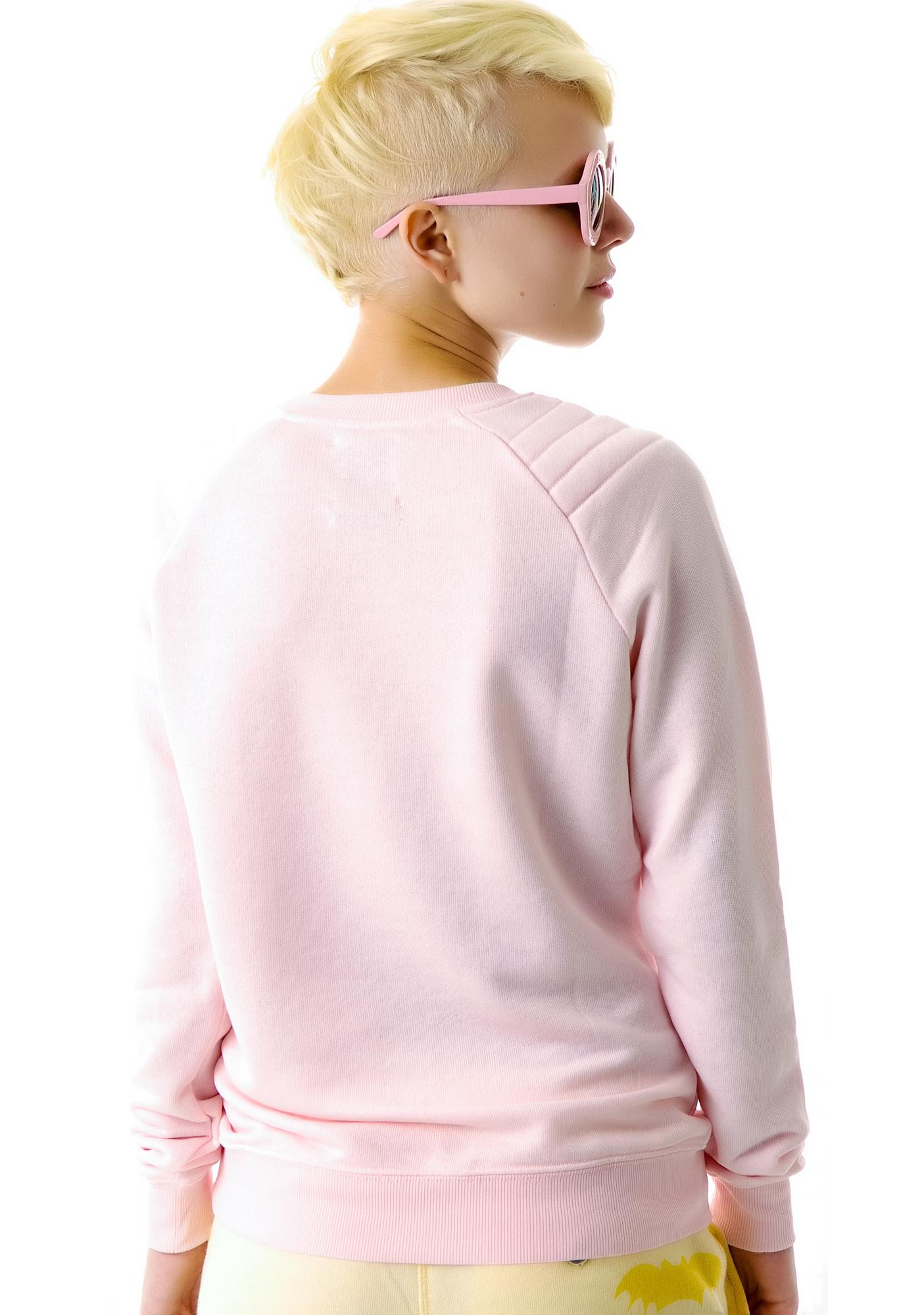 Zoe Karssen Trade Your Passion For Glory Sweater