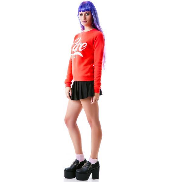 Zoe Karssen Care Free Pullover Sweatshirt
