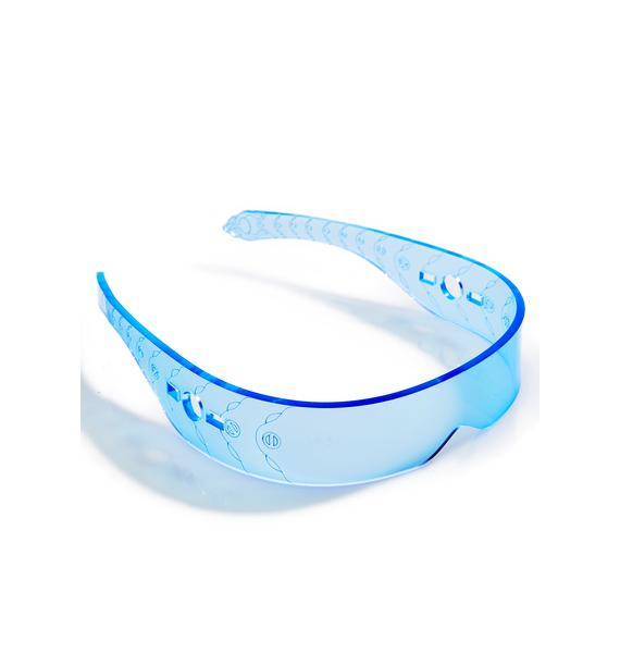 Cyberdog Screw Visor