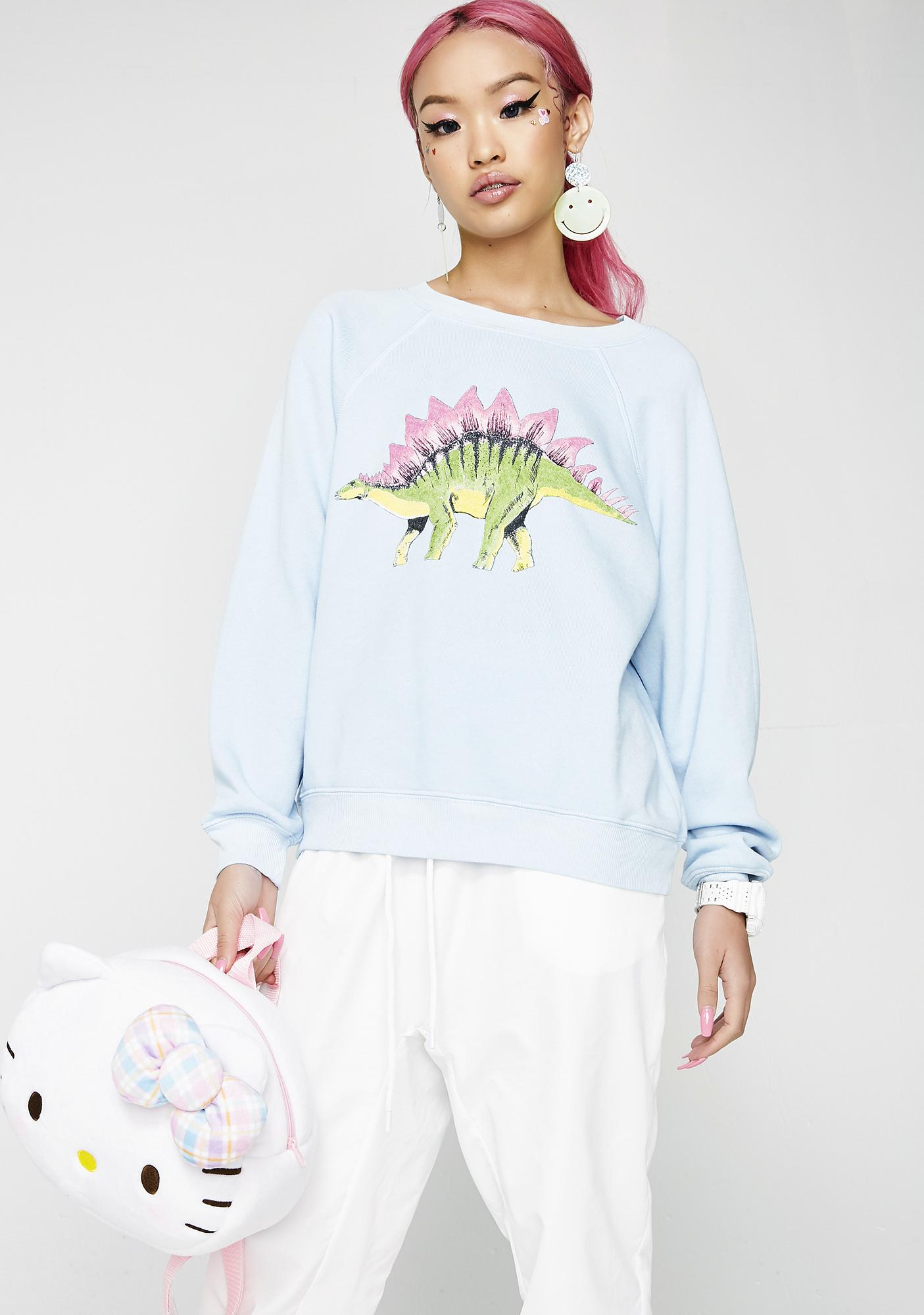 Wildfox Couture Prehistoric Sommers Sweater