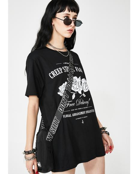 Creepy Florist Graphic Tee