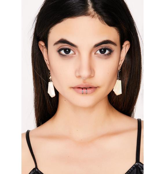 Energies Collide Earrings