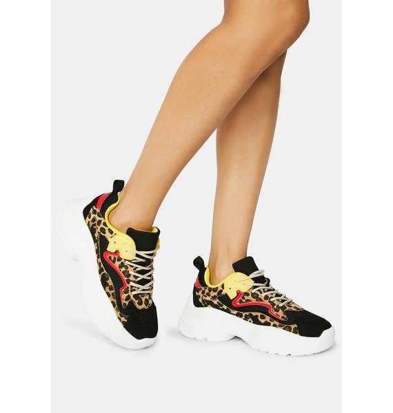 Catty Step My Game Chunky Sneakers