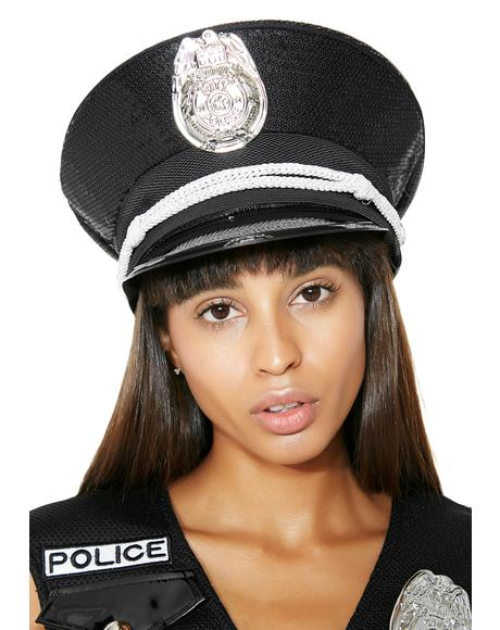 Lady of The Law Hat