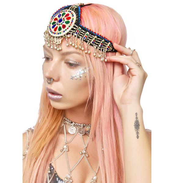 Rock n Rose Greta Bohemian Headpiece