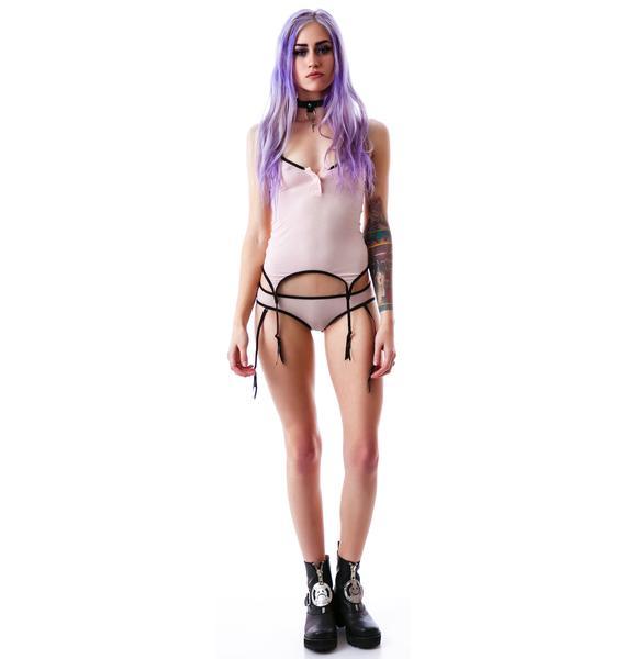 Love Haus Vivien Cut Out Bikini Panty