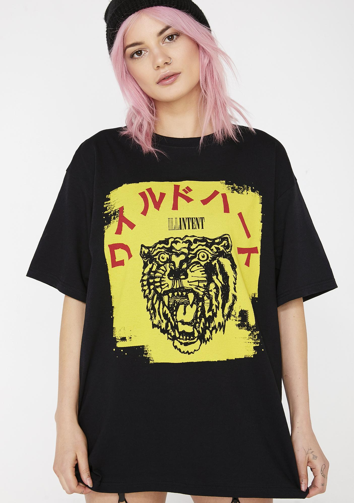 ILL INTENT The Tiger Tee