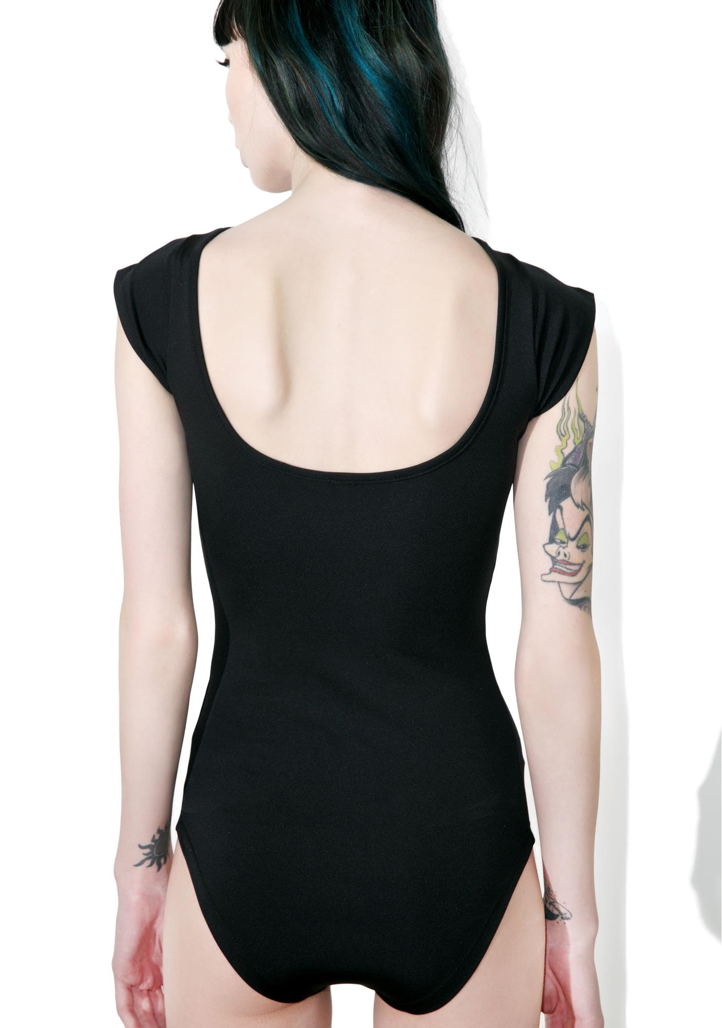 Disturbia Wednesday Bodysuit