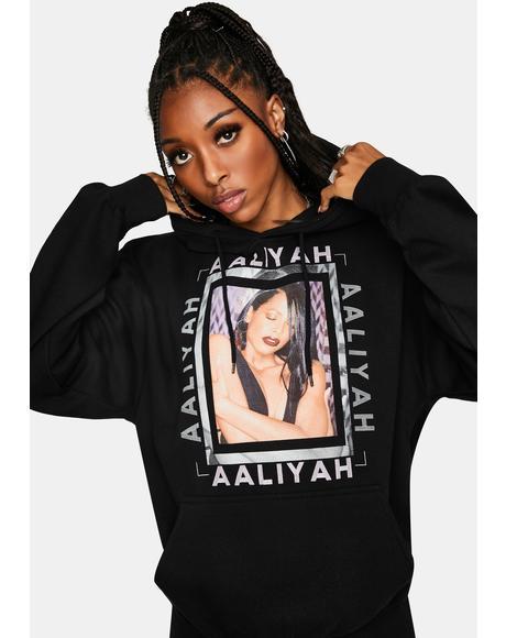 Aaliyah Hug Pullover Hoodie