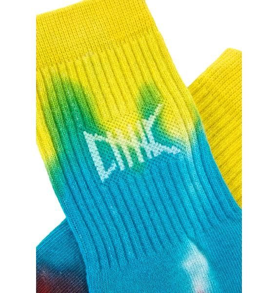 ETHIK OG Tie Dye Socks