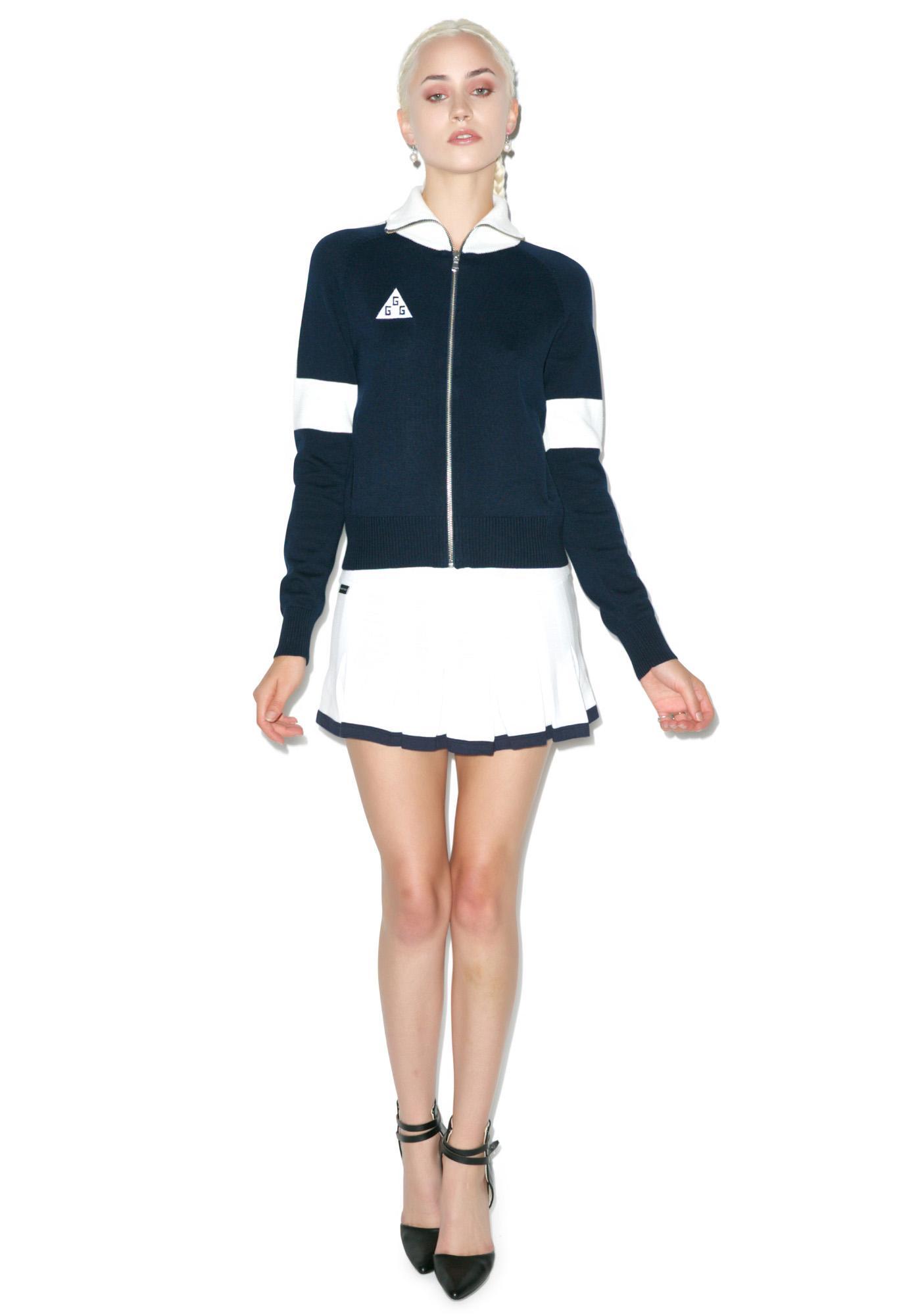 Black Scale Sharon Stoned Jacket