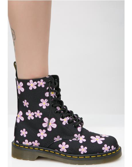 Midnight Pascal Meadow Boots