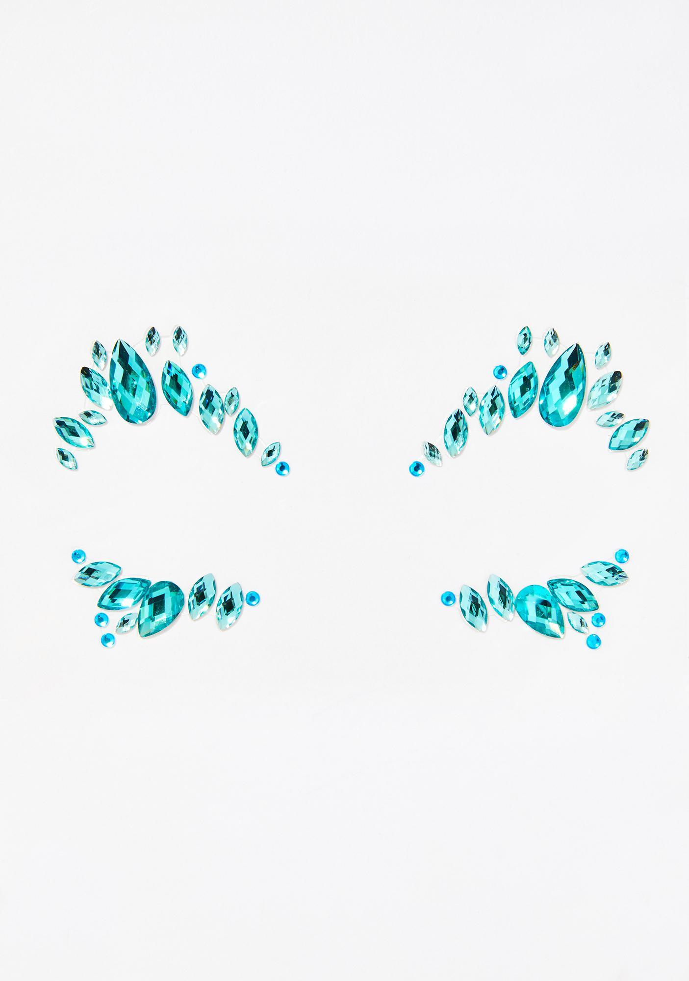 Sea Ecstasy Rising Face Gems