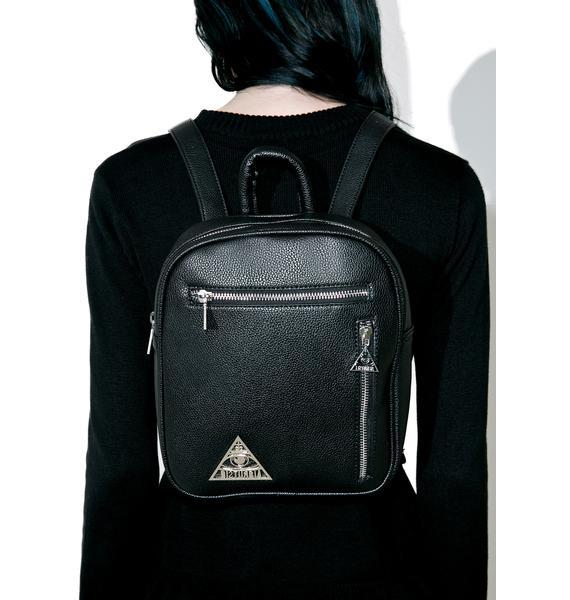 Disturbia Oracle Mini Backpack