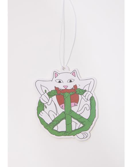No Peace Air Refresher
