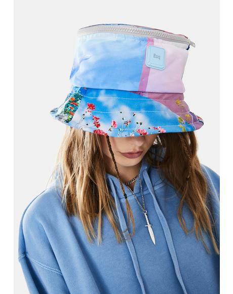 TREQ Bucket Hat
