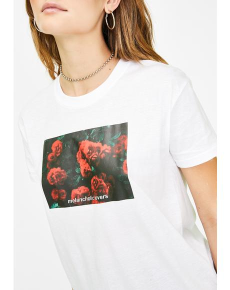 Melancholic Lovers Graphic Tee