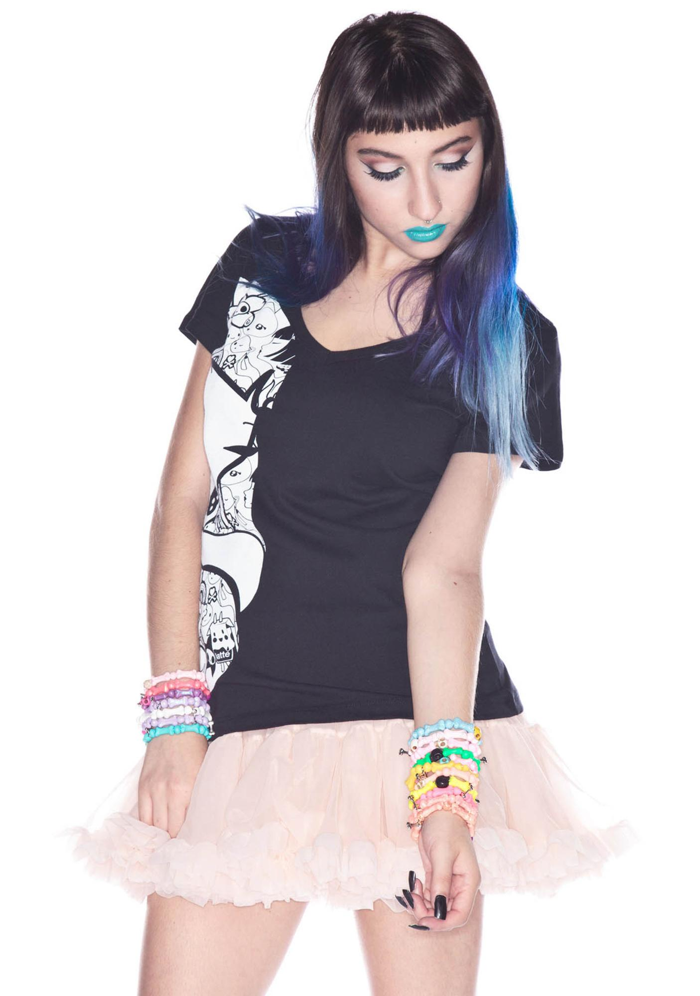 Tokidoki Come Closer Tee
