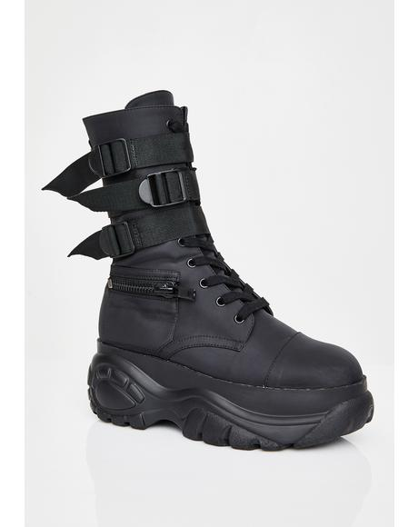 Mad Hustle Pocket Combat Boots