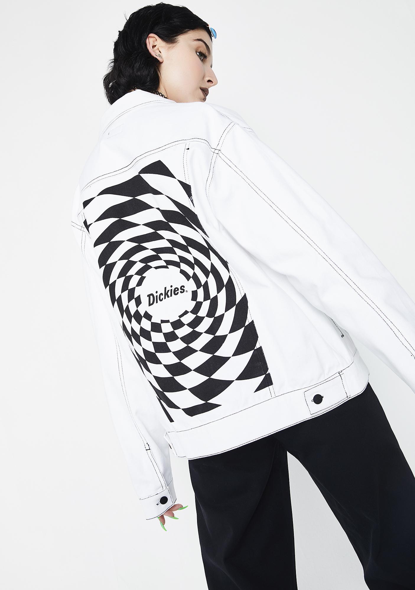 Dickies Girl Denim Spiral Jacket