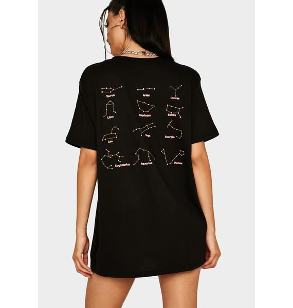 By Samii Ryan Star Sign Graphic Tee